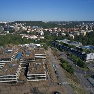 best environmentální SHQ – nová budova centrály ČSOB v Radlicích fo18
