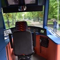 kabina řidiče 1
