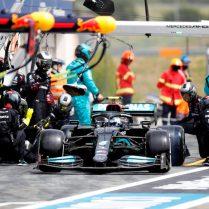 2021 French Grand Prix, Sunday - LAT Images