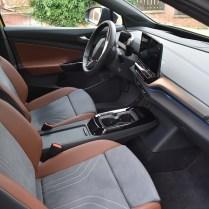 VW ID.4 interiér