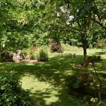 orientální zahrada