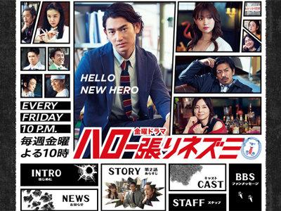 視聴率回復は蒼井優のおかげ? 深田恭子のキャラが曖昧で、ただのお飾り状態に『ハロー張りネズミ』第5話の画像1