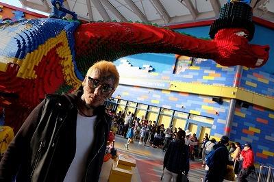 元アウトローのカリスマ瓜田純士、「レゴランド」へ行く! そして、いきなり入場を拒否される!?の画像23