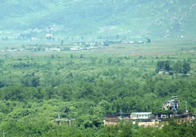 【緊急現地ルポ】北朝鮮ミサイル連発でも地元民はノープロブレム? 「北緯38度線」はいま――の画像1
