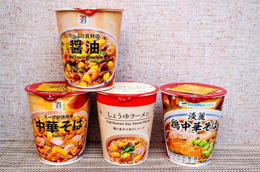 セブン、ローソン、ファミマ…コンビニ3社「PBカップ麺・醤油味」対決! 安くても各社にこんなこだわりが…!の画像1