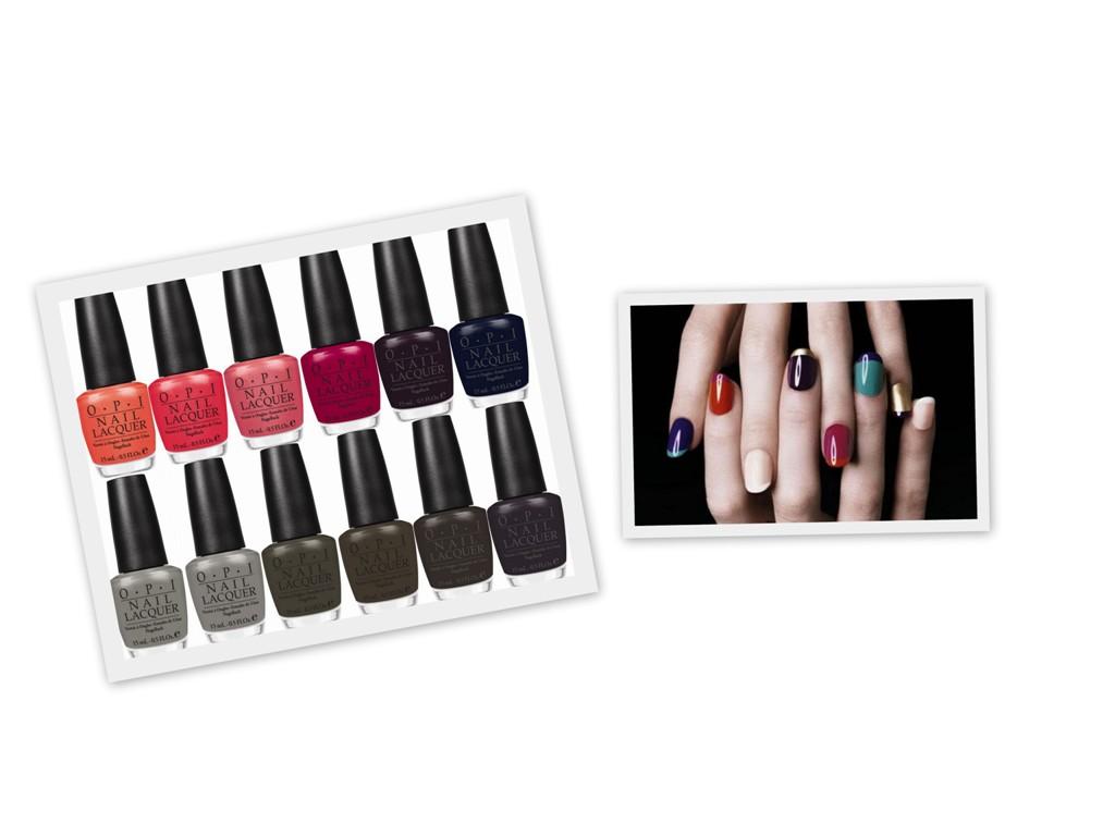 Manicure trends 2011-2012   Mont Bleu\'s Beauty Blog