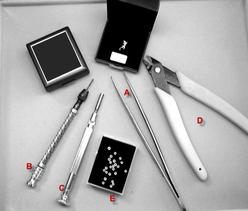 Nail Art Charms Tools