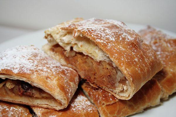 Czech strudel recipe