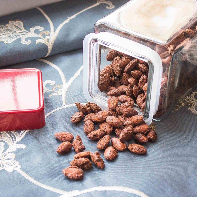 nuts far away