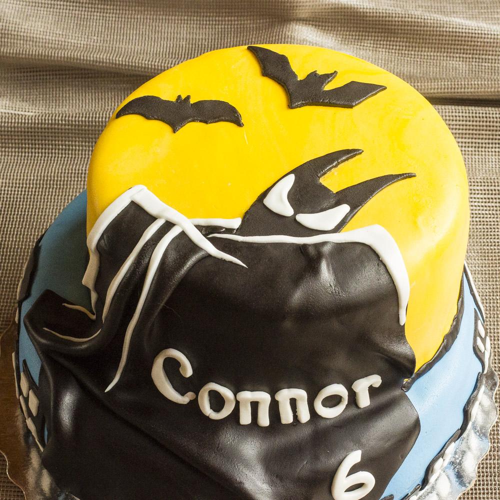 Batman Birthday Cake Czech in the Kitchen
