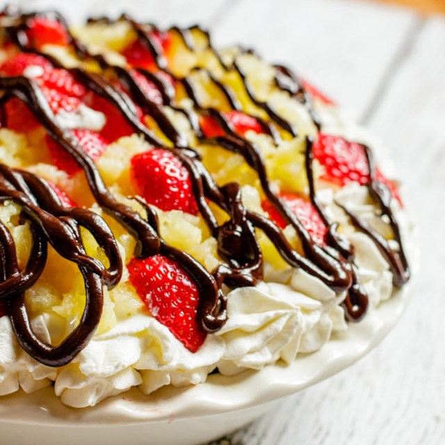 Banana Split Pie0022