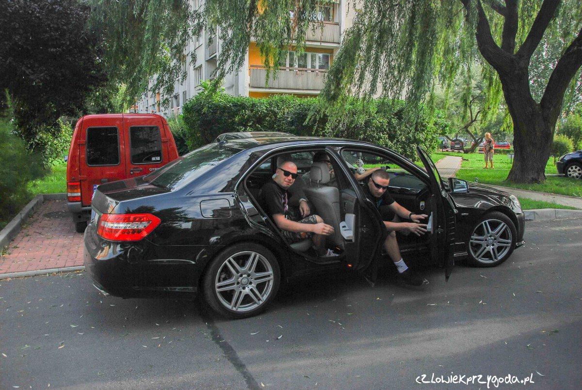 Kijów - Żuliany i zaczynamy...