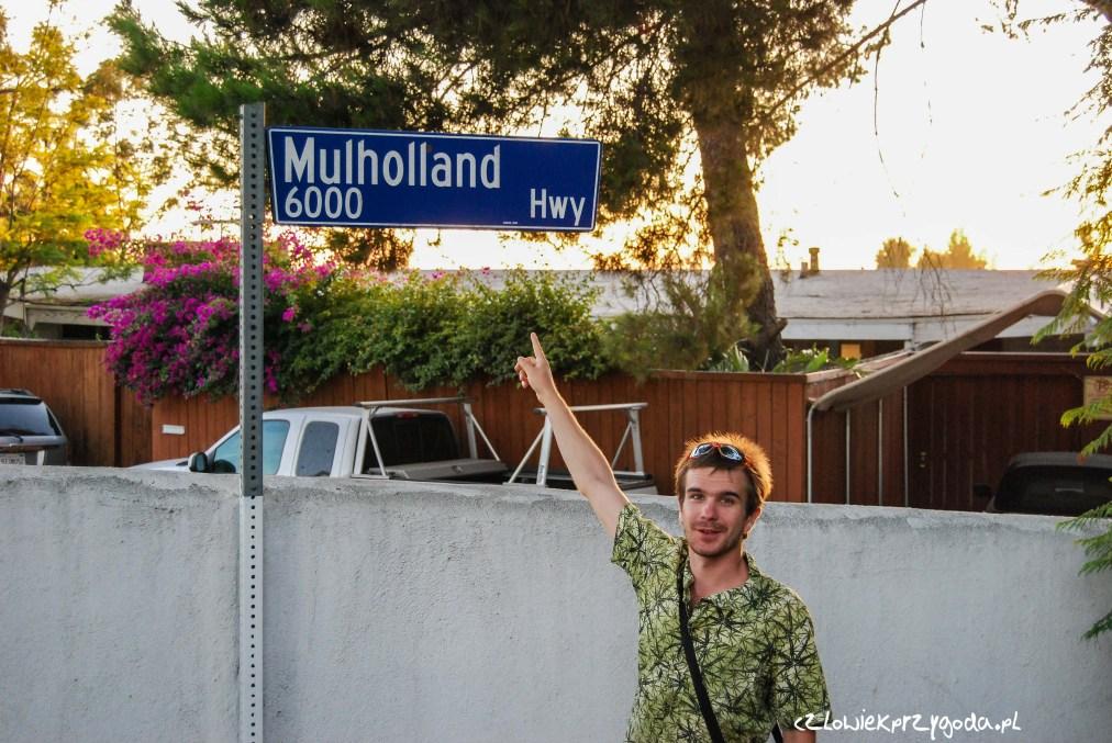 Jak wejść na znak Hollywood