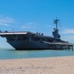 USS Lexington –  Lotniskowiec Muzeum.