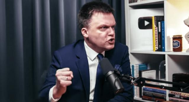 Szymon Hołownia atakuje zwolenników dobrowolnych szczepień