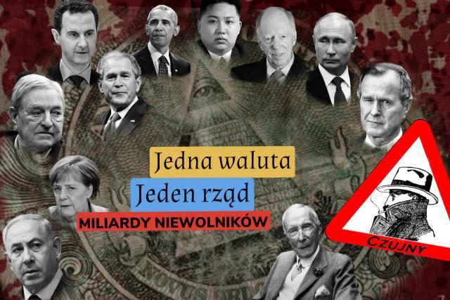 Wkrótce jeden rząd światowy?