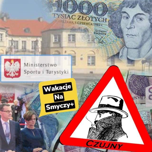 1000 plus na wakacje od rządu. 7 mld zł. na wakacje Polaków.