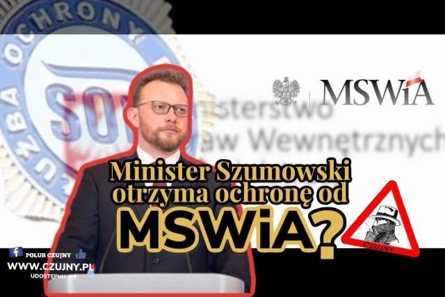 Minister Zdrowia będzie miał ochronę?- groźba śmierci i użycia broni!