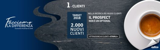 Lavazza - Food Service Convention 2018