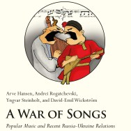"Book cover ""War of Songs"""