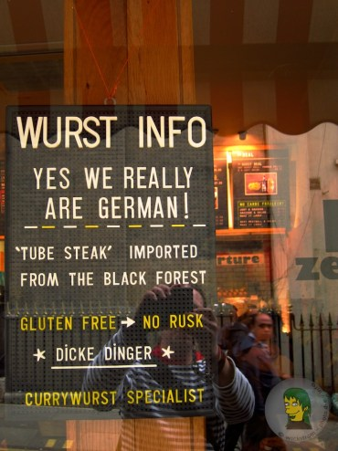 Wurst Info