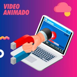 video animado