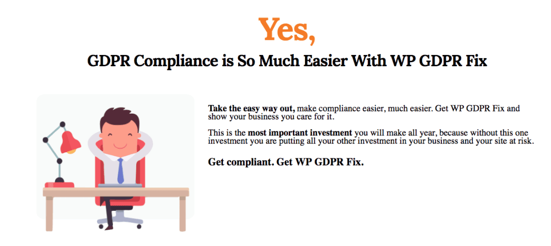 Are You GDPR Compliant? Get Your Websites Compliant Instantly 8