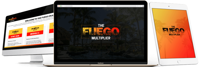 "The Fuego Multiplier Method Review - Jono Reveals His ""Hot"" New Method, 100% Newbie Friendly 2"