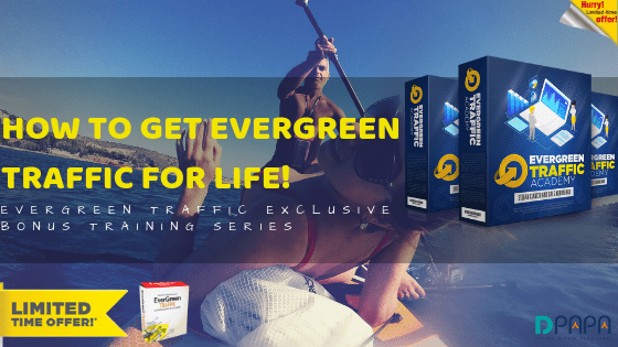 ? How to Get EVERGREEN TRAFFIC ? For Life ?To Any Blog or Website ??