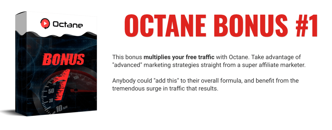 How to Generate a possible $538 commission from Clickbank using OCTANE 10
