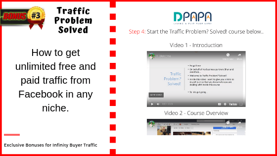 Need More Traffic ? You Can Have An Infinity Of it 10