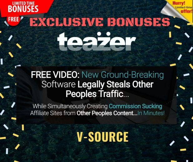 Your First Dollar Online with the TEAZER App 9