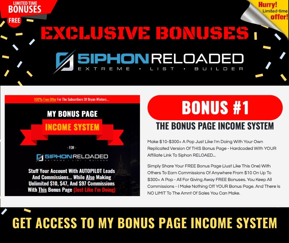 How to Get paid to SIPHON buyer leads... 12