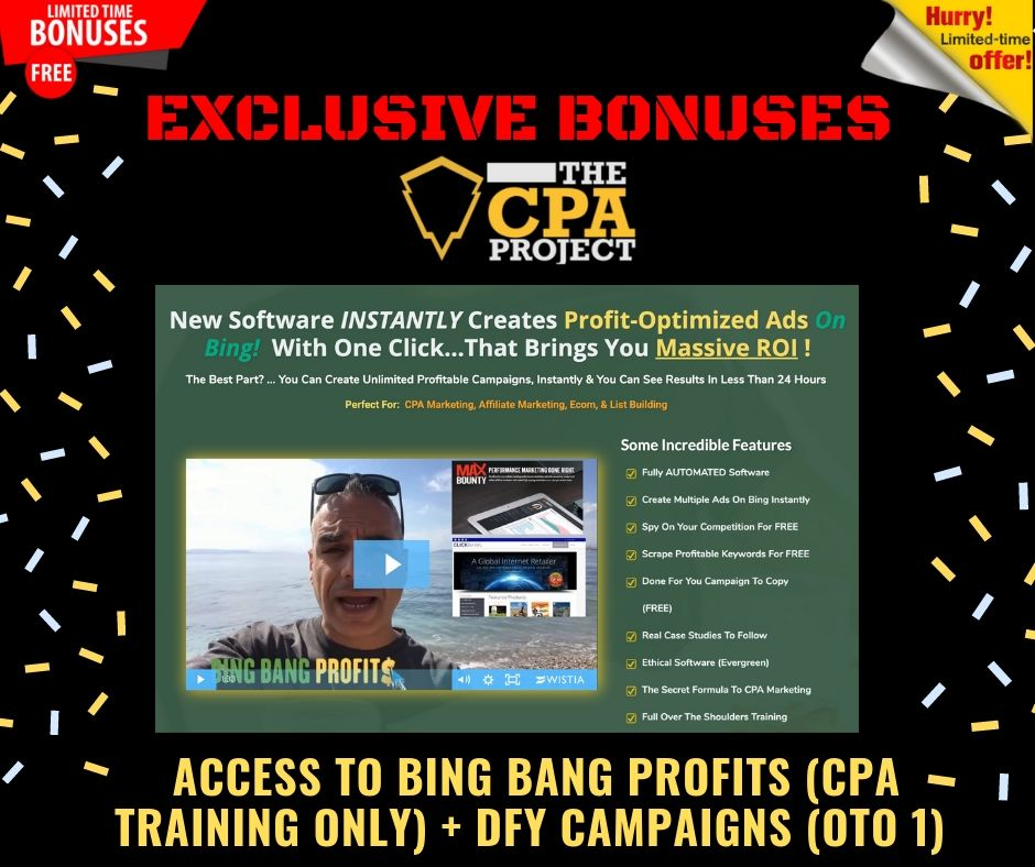 [THE CPA PROJECT] 4 Ways to Build a Passive Income With CPA Affiliate Marketing 10