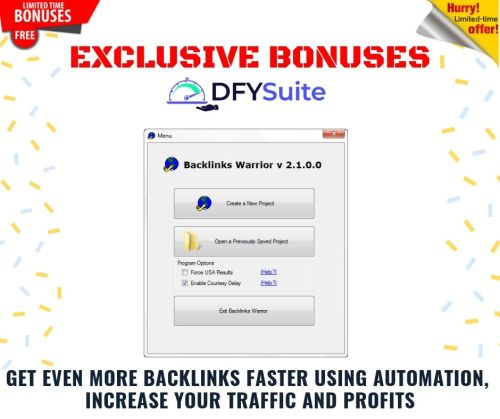 Get Free Targeted Buyer-Traffic In 48 Hours Or Less For Any Website or Offer | DFY Suite 2.0 9