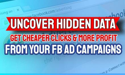 Uncover Hidden Data for Cheaper Clicks & More Profit from your FB Ad Campaigns | Adsight Pro