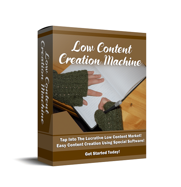 Low Content Creation Machine | Create Your First Low Content Book And Sell It on KDP 8