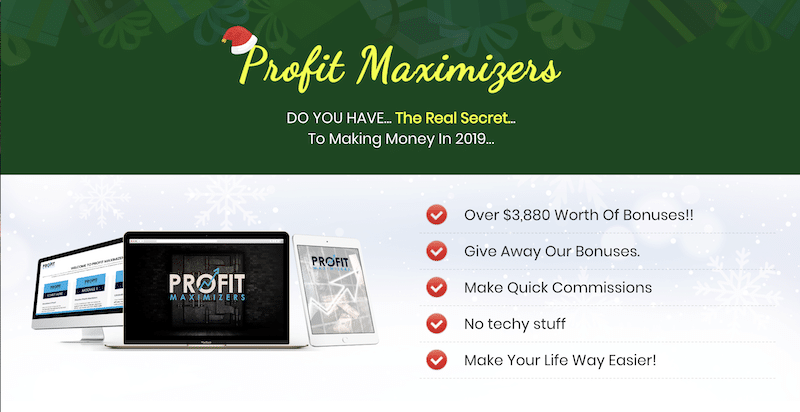 Xmas Super Bundle | Get The Best Selling IM Courses and Software for the Price of One! 6