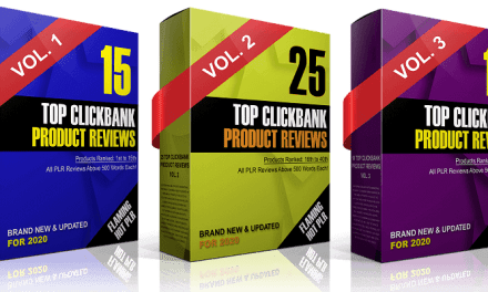 Done For You Top Clickbank Product Reviews PLR For Affiliates