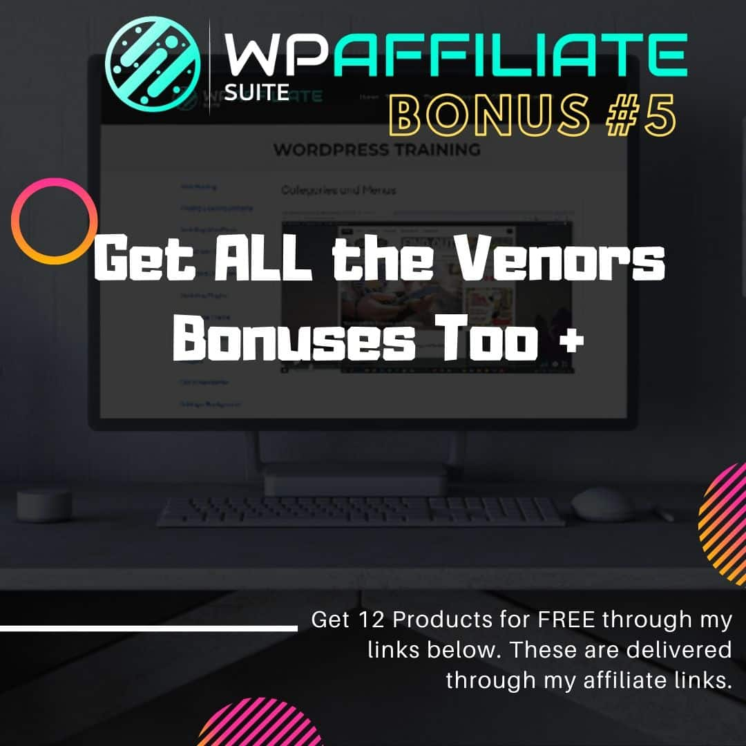 For Newbies: Build WP Affiliate Sites With Ease 6