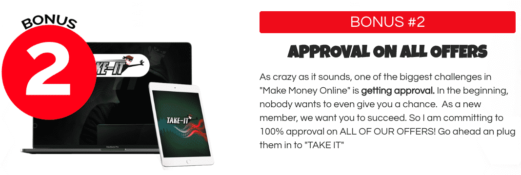 Take It Review | Clone any Page and Steal Viral Traffic For Your Own Offers 5