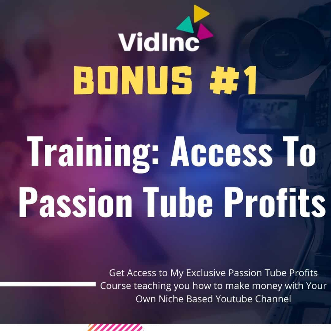 Turn LINKS into VIDEOS in minutes using VidInc 4