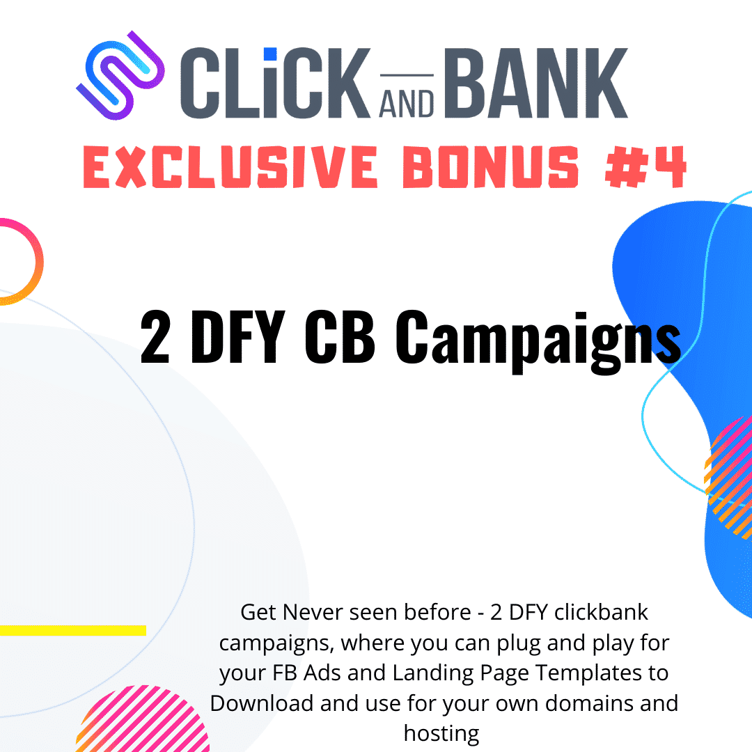 Click and Bank | One Click Clickbank Affiliate Sites That Rank 9