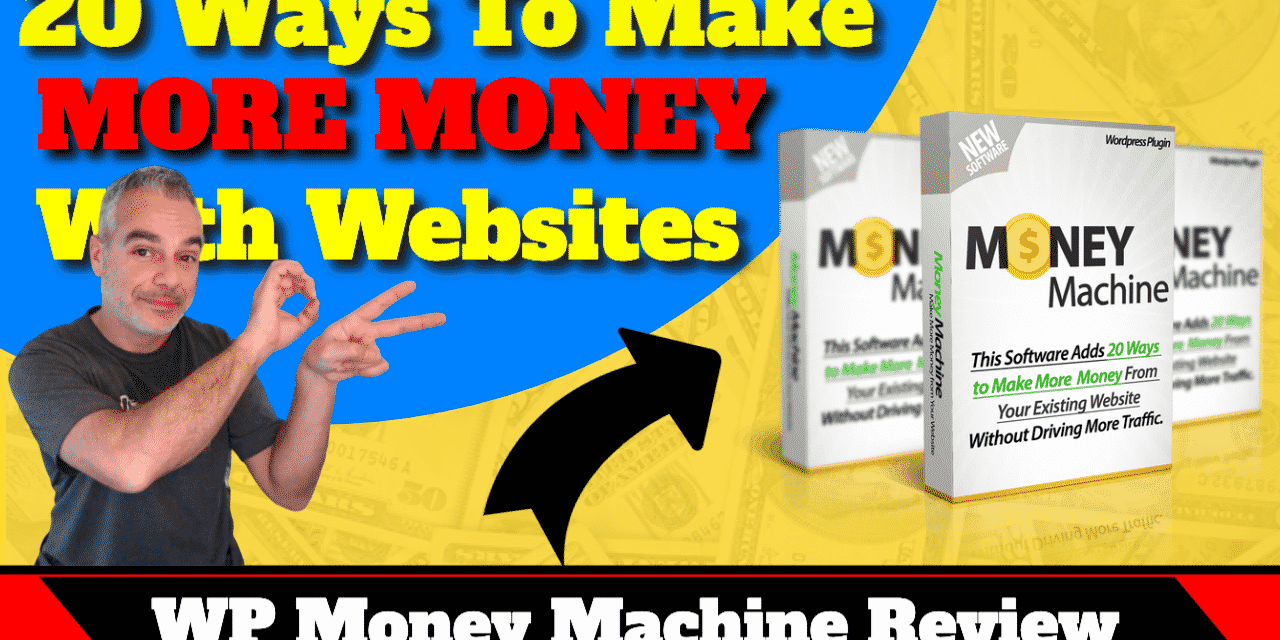 Add 20 Methods to Make M0NEY from Your Site