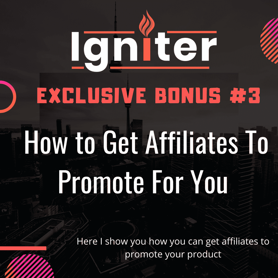 Igniter Review | How To Go From 0 To 18K In 2 Simple Steps 15