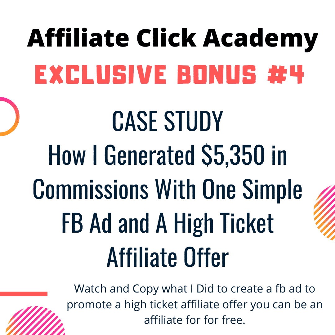 Want To Run Affiliate Campaigns on FB Without Getting Banned? Learn Everything In Affiliate Click Academy 9