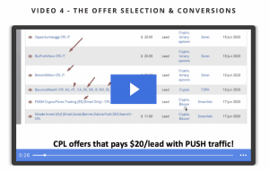 Learn The Exact Mobile CPA System that Earns You Effortless $784.40 per Day Tapping Into A Totally Fresh Push Notification Traffic Source... 10