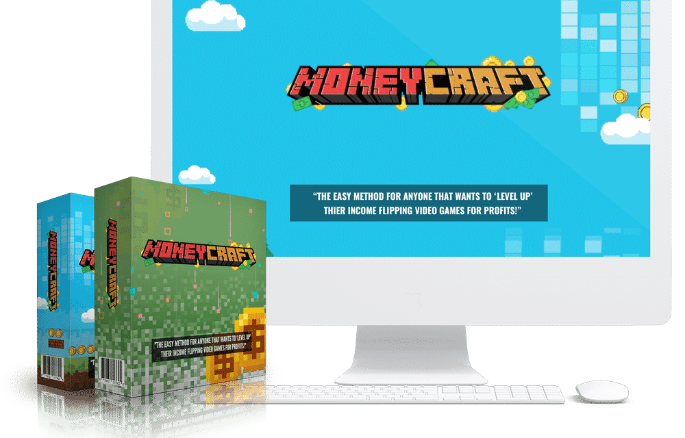 MoneyCraft | Make Money Online By Flipping Popular Video Games