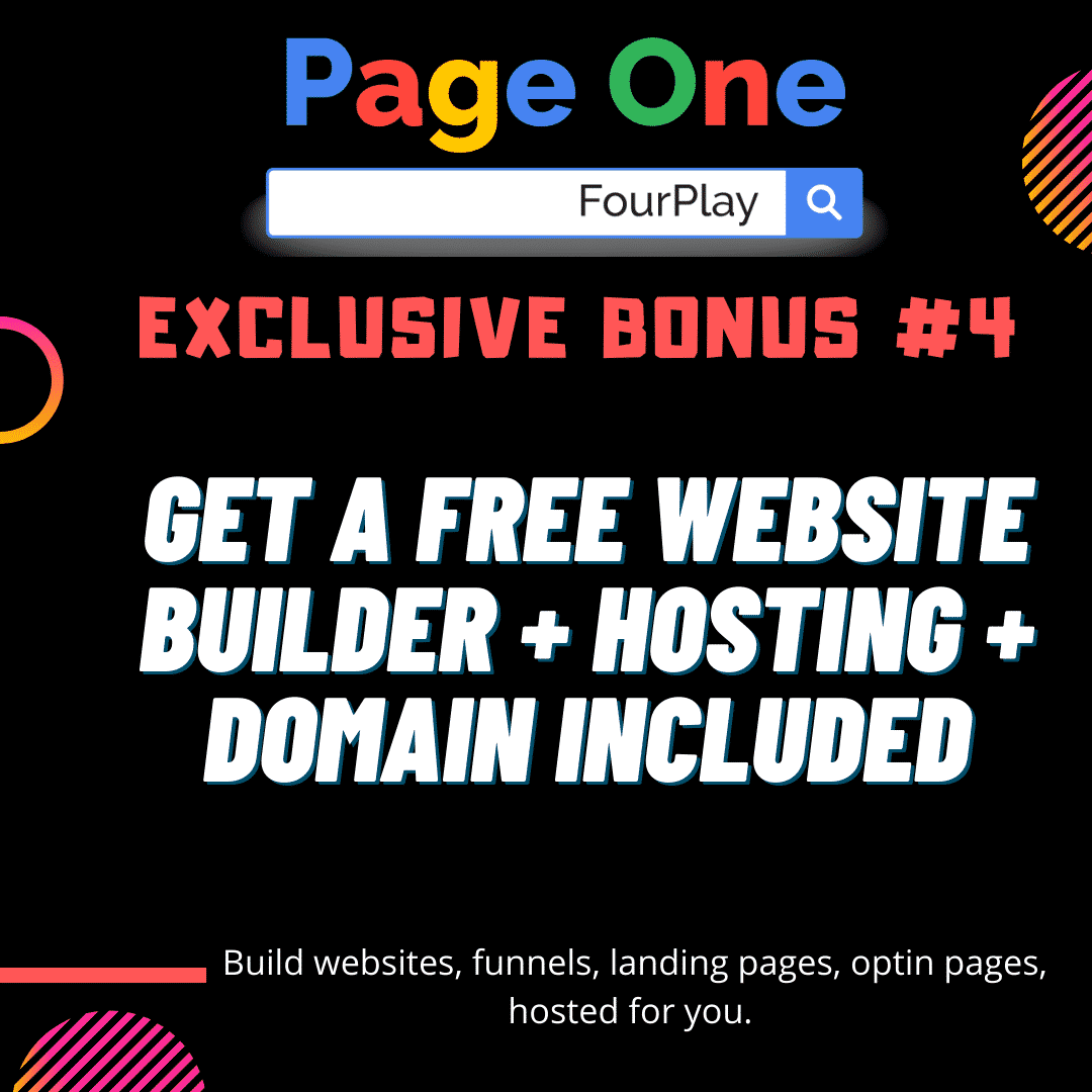 Page One Four Play | The Sneaky Way Of DOMINATING Page One of Google and Youtube 9