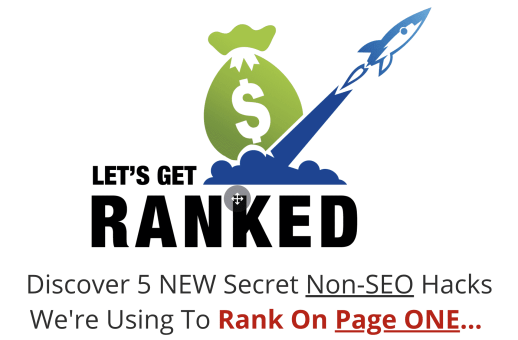 Let's Get Ranked | 5 Different Traffic Sources To Rank On Page One Of Google 4